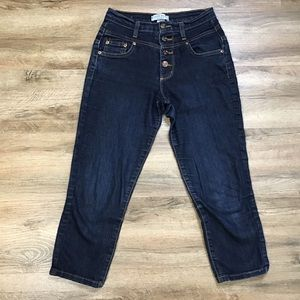 Judy Blue Jeans High Rise Button Fly Size 1/25